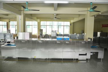 China Hotel Commercial Dishwashing Equipment Digital Temperature Controller supplier