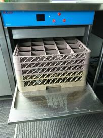China Restaurant Commercial Undercounter Dishwasher 850H 600W 630D Dispenser inside supplier
