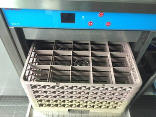 China 6.5KW / 8.5KW 60KG Under Cabinet Dishwasher for Small restaurant supplier