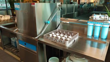 China Convenient Operation Commercial Grade Dishwasher For Home Large Capacity supplier