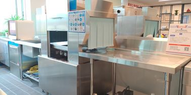 China Automatic Under Bench Commercial Dishwasher , Commercial Bar Dishwasher supplier