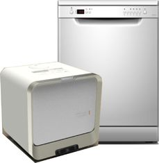 China Powerful Fastest Residential Dishwasher / Professional Kitchen Dishwasher supplier