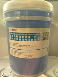 High Efficiency Dishwasher Detergent 20L Volume Normal Acid-base properties