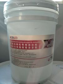 Hotels Liquid Dishwasher Detergent 20KG ECOLCO for Central kitchen