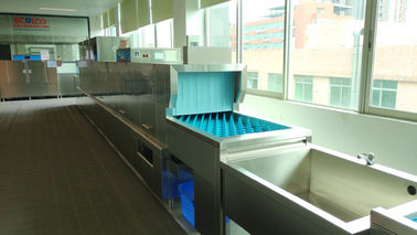 High Precision Commercial Dishwashing Machine For Canteen Hotel CNC Bending