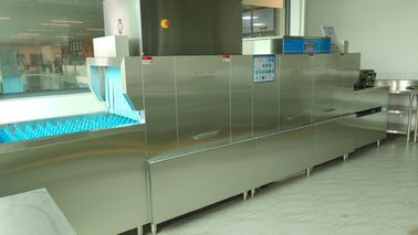 Household Flight Type Dishwasher With Touch Screen Intelligence Control