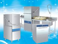 Energy Saving Commercial Dishwasher For Home Use Customized Capacity